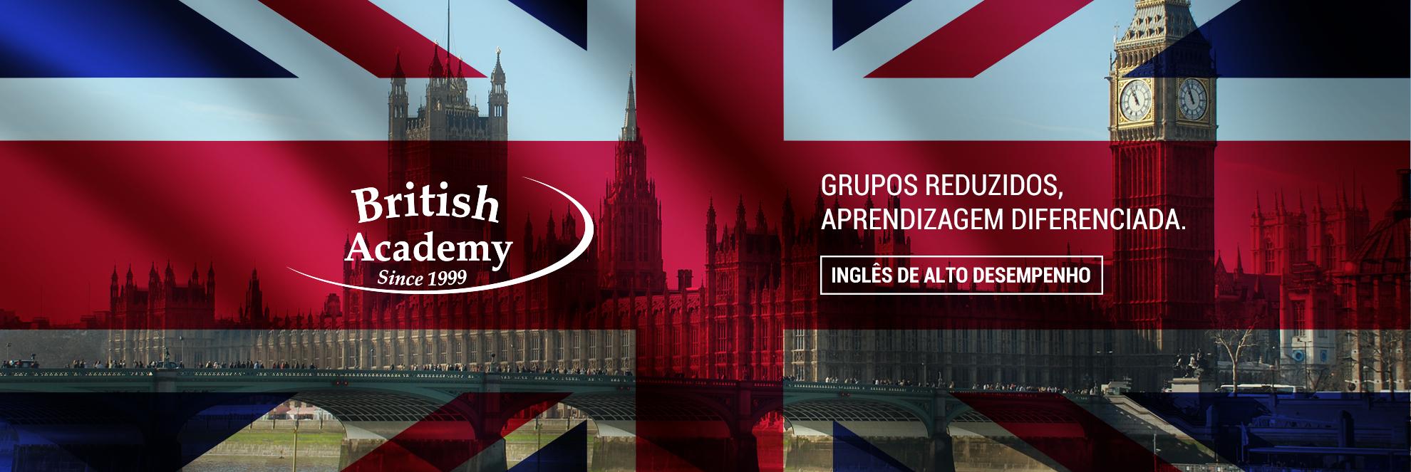 British Academy - Inglês de alto desempenho